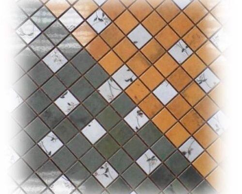 Мозаика ромбы (2)
