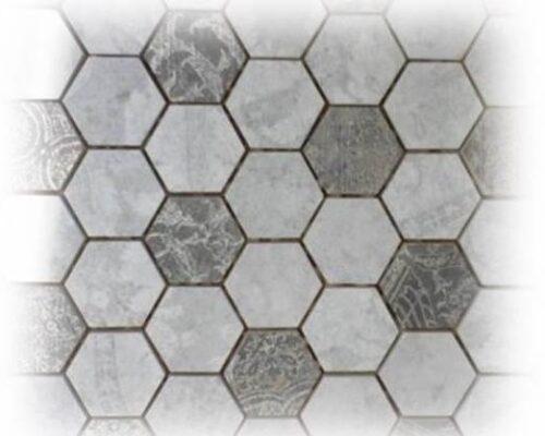 Мозаика Exagon 1