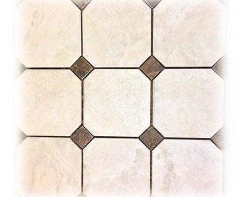 Мозаика Ottagona с вставками